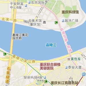 重庆江北飞机场附近有没有便宜点的停车场