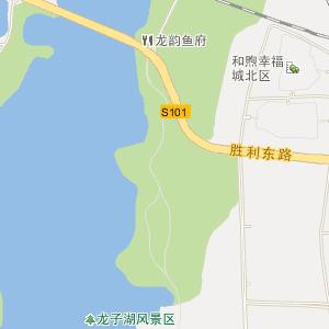 龙子湖风景区住宿