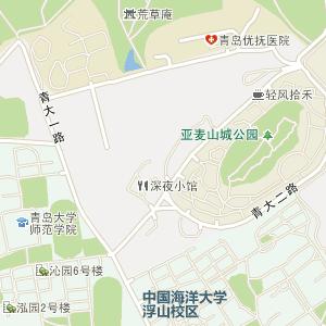 青岛智慧熊幼儿园附近宾馆