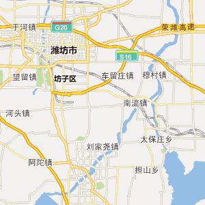 潍坊公交_80路_潍坊公交_80路_潍坊80路公交车线路图