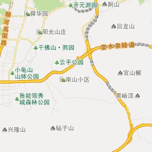 济南公交_85路_济南公交_85路_济南85路公交车线路图