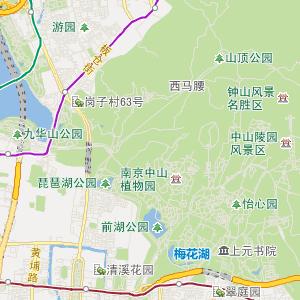 南京公交_80路_南京公交_80路_南京80路公交车线路图
