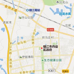 镇江53路_镇江53路公交车路线_公交53路 上行-镇江